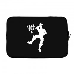 fortnite take the L Laptop sleeve | Artistshot