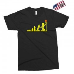 evolution lego basketball sports funny Exclusive T-shirt | Artistshot
