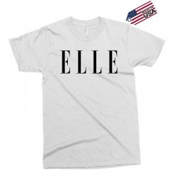 elle Exclusive T-shirt | Artistshot
