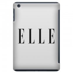 elle iPad Mini Case | Artistshot
