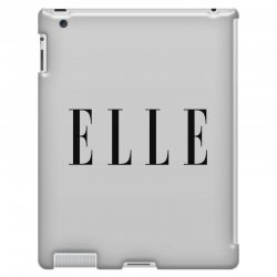 elle iPad 3 and 4 Case | Artistshot