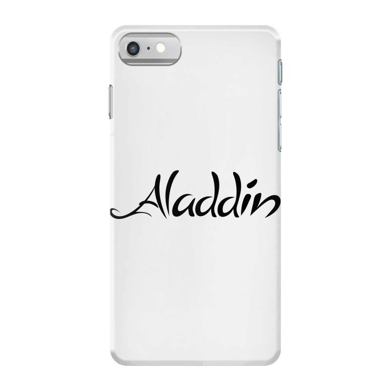 Aladdin Black Logo Iphone 7 Case | Artistshot