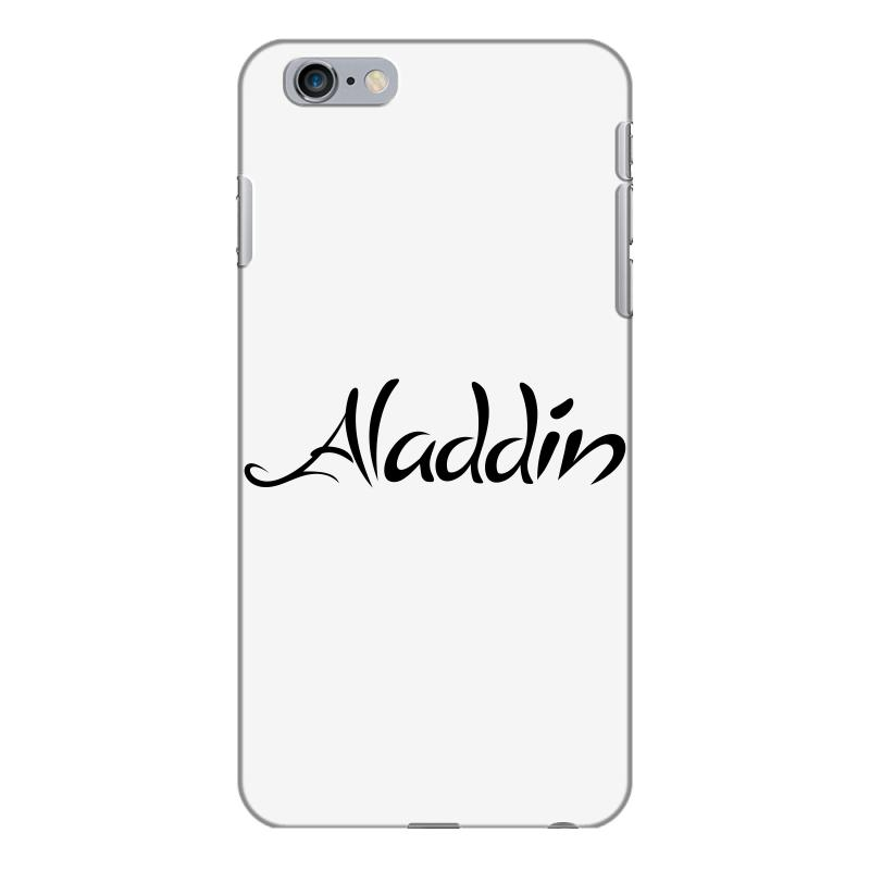 Aladdin Black Logo Iphone 6 Plus/6s Plus Case | Artistshot