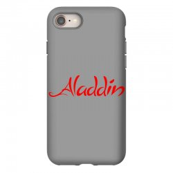 aladdin logo iPhone 8 Case | Artistshot