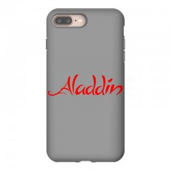 aladdin logo iPhone 8 Plus Case | Artistshot