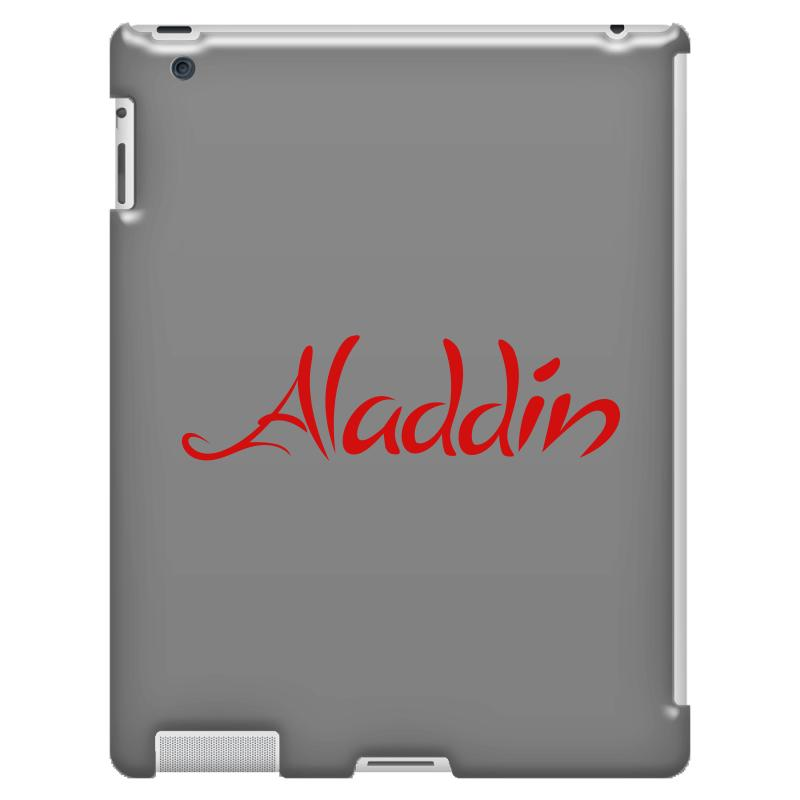 Aladdin Logo Ipad 3 And 4 Case | Artistshot