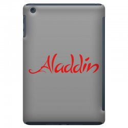 aladdin logo iPad Mini Case | Artistshot