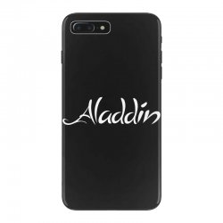 aladdin white logo iPhone 7 Plus Case | Artistshot