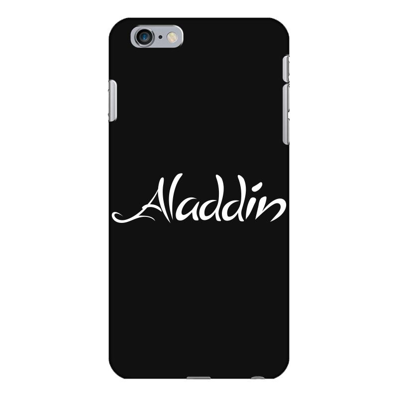 Aladdin White Logo Iphone 6 Plus/6s Plus Case | Artistshot