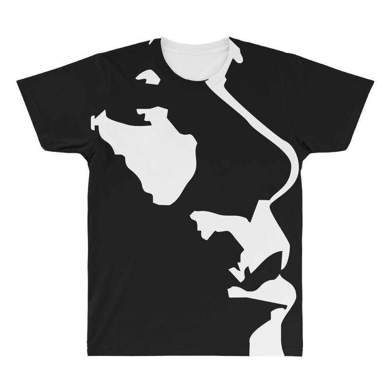 Ian Brown The Stone Roses Indie Music God All Over Men's T-shirt | Artistshot
