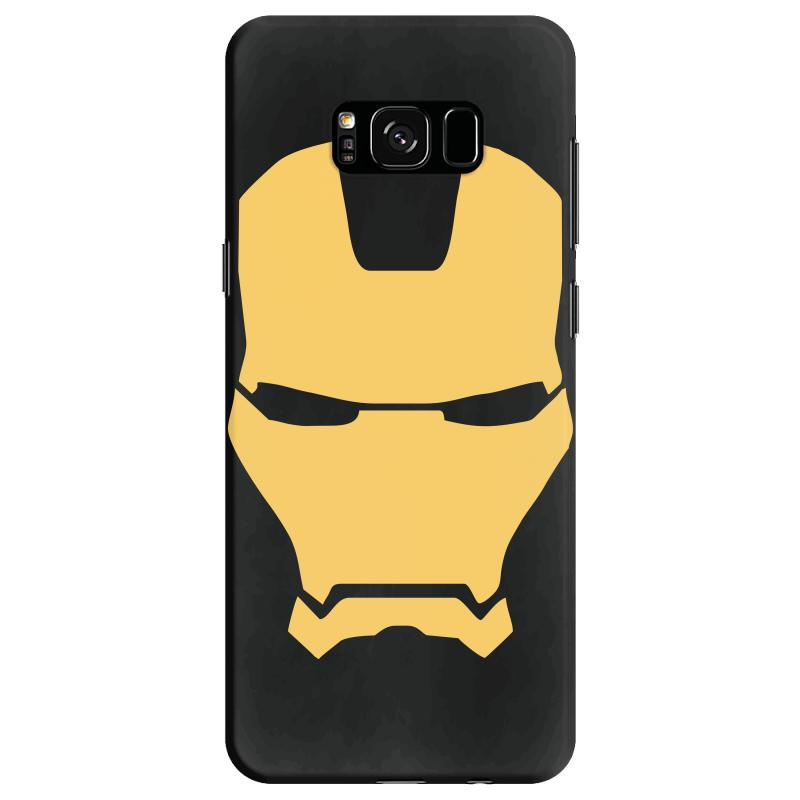 big sale 23516 ebb20 Iron Man Mask Avengers Marvel Comics Gift Samsung Galaxy S8 Case. By  Artistshot