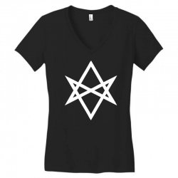thelema sign Women's V-Neck T-Shirt | Artistshot