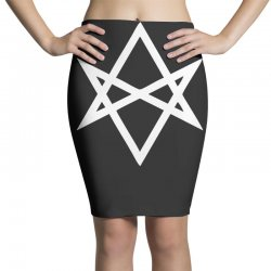thelema sign Pencil Skirts | Artistshot