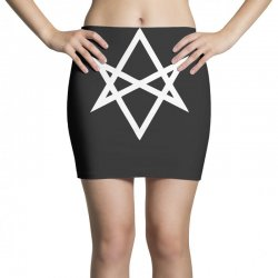 thelema sign Mini Skirts | Artistshot