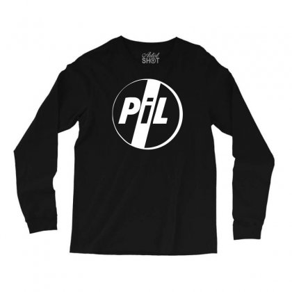 Pil Public Image Limited Ltd Long Sleeve Shirts Designed By Mdk Art