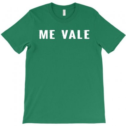 Me Vale T-shirt Designed By Akin