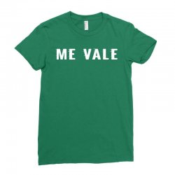 me vale Ladies Fitted T-Shirt | Artistshot