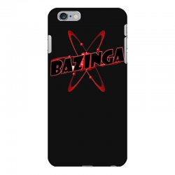 bazinga logo inspired by the big bang theory ideal birthday gift iPhone 6 Plus/6s Plus Case | Artistshot