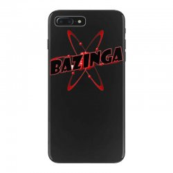 bazinga logo inspired by the big bang theory ideal birthday gift iPhone 7 Plus Case | Artistshot