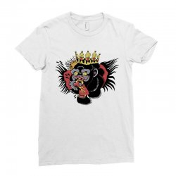 conor mcgregor tattoo Ladies Fitted T-Shirt | Artistshot