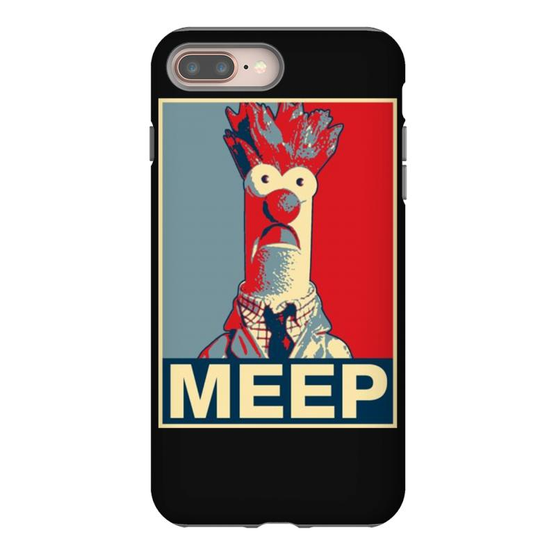Beaker Meep Poster Ideal Birthday Gift Or Present IPhone 8 Plus Case