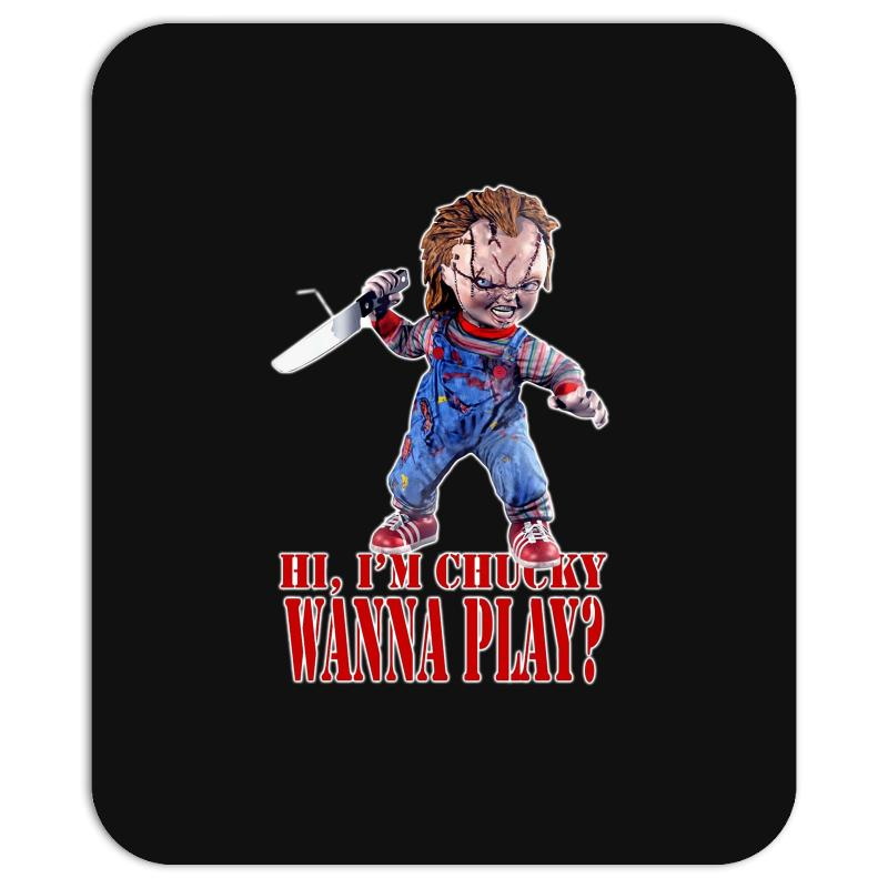 Chucky Funny Quote Ideal Birthday Present Gift Mousepad