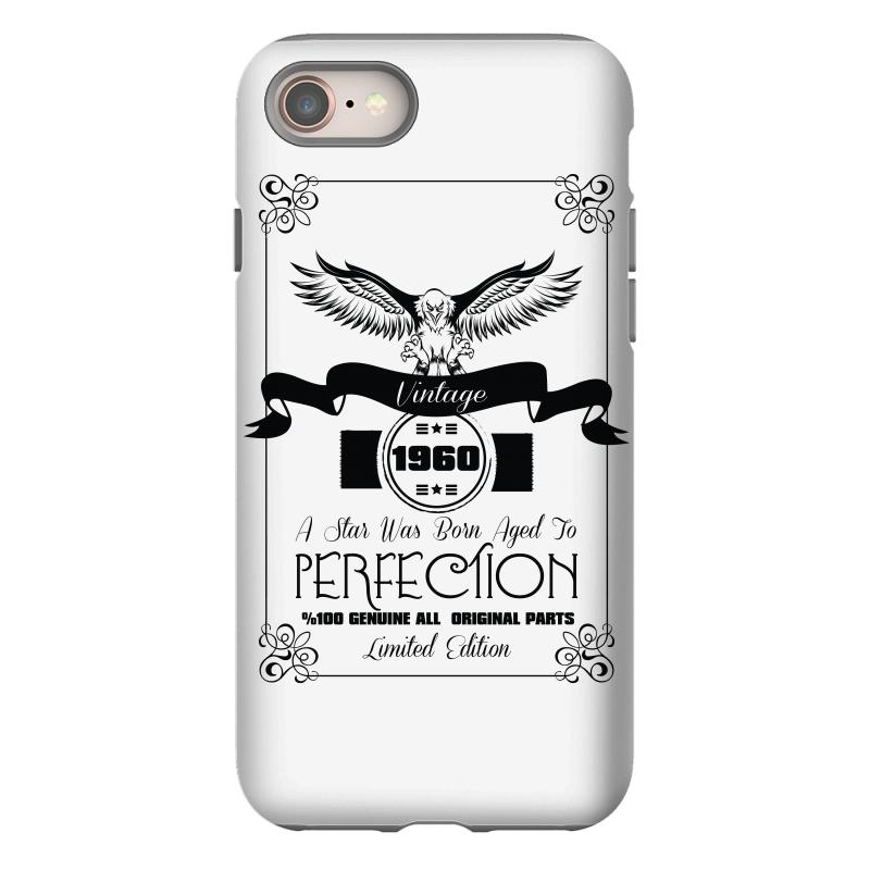 Custom Vintage 1960 A Star Was Born Aged Perfection Iphone 8 Case By