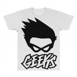geeks All Over Men's T-shirt | Artistshot