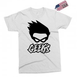 geeks Exclusive T-shirt | Artistshot