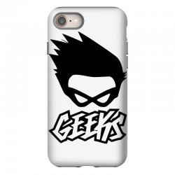geeks iPhone 8 Case | Artistshot