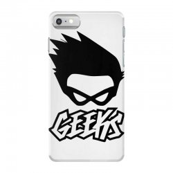 geeks iPhone 7 Case | Artistshot
