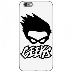 geeks iPhone 6/6s Case | Artistshot
