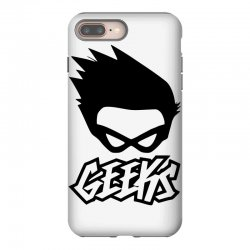 geeks iPhone 8 Plus Case | Artistshot