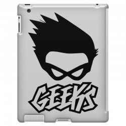 geeks iPad 3 and 4 Case | Artistshot