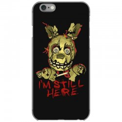 five nights at freddy's springtrap iPhone 6/6s Case | Artistshot