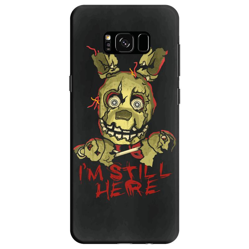 Five Nights At Freddy's Springtrap Samsung Galaxy S8 Case | Artistshot