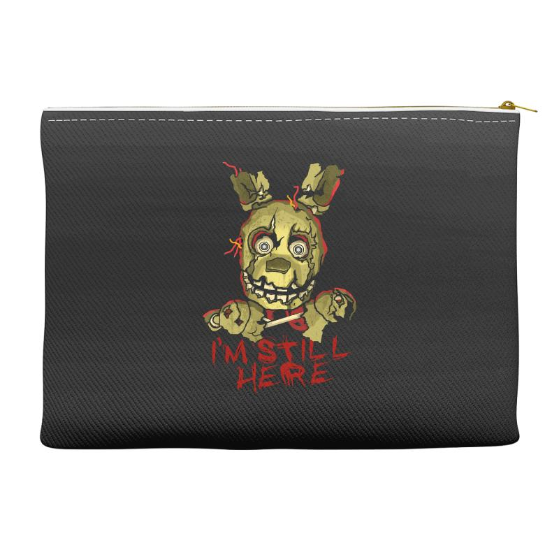 Five Nights At Freddy's Springtrap Accessory Pouches | Artistshot