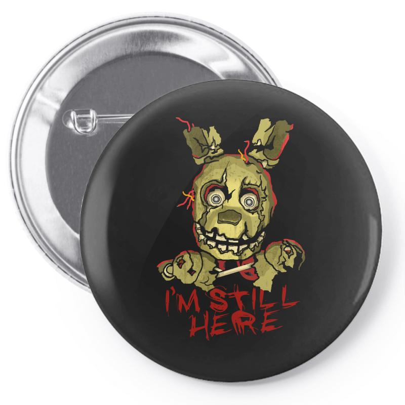 Five Nights At Freddy's Springtrap Pin-back Button | Artistshot