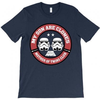 My Son Are Clones Mother Of Twins Club T-shirt Designed By Sengul
