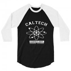 breaking bad   big bang theory   science 3/4 Sleeve Shirt | Artistshot