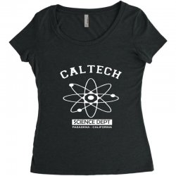 breaking bad   big bang theory   science Women's Triblend Scoop T-shirt | Artistshot