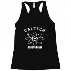 breaking bad   big bang theory   science Racerback Tank | Artistshot