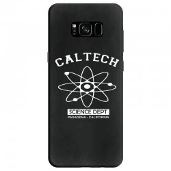 breaking bad   big bang theory   science Samsung Galaxy S8 Case | Artistshot