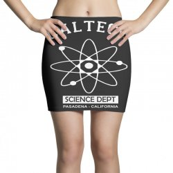 breaking bad   big bang theory   science Mini Skirts | Artistshot