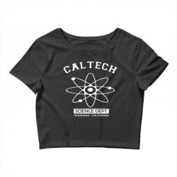 breaking bad   big bang theory   science Crop Top | Artistshot