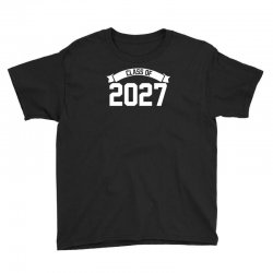 class of 2027 novelty high school elementary Youth Tee | Artistshot