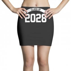 class of 2028 novelty high school elementary Mini Skirts | Artistshot