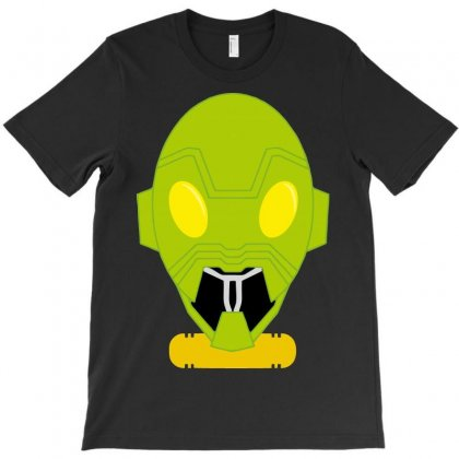 Annihilus Face T-shirt Designed By Sbm052017