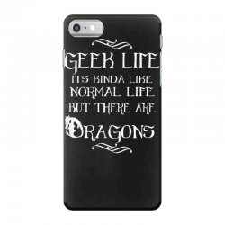 geek life iPhone 7 Case | Artistshot