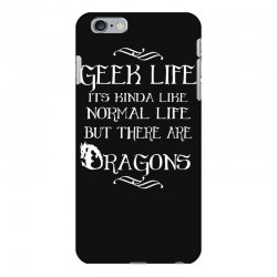 geek life iPhone 6 Plus/6s Plus Case | Artistshot